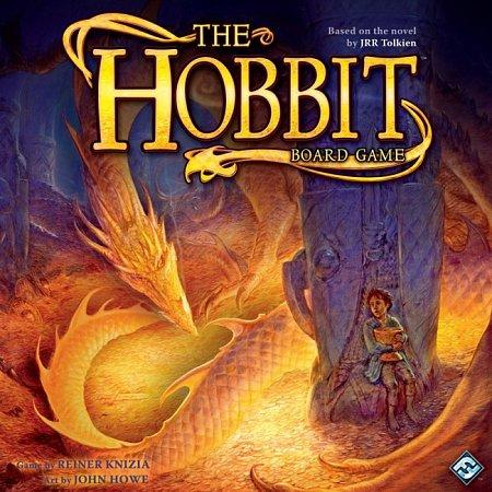 """Настольная игра """"The Hobbit"""""""