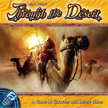 Настольная игра Through the Desert