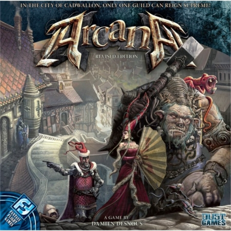 Настольная игра Arcana Card Game