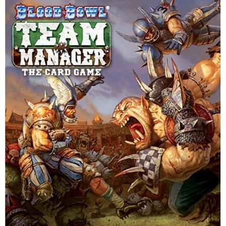 Настольная игра Blood Bowl Team Manager
