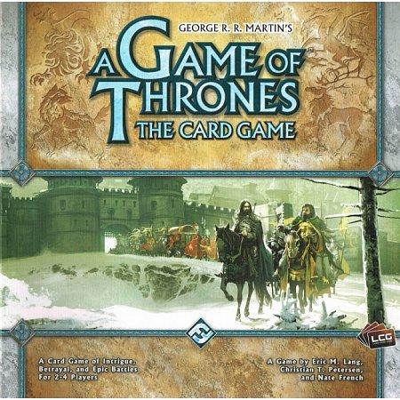 Карточная игра Game of Thrones LCG: Core Set (на английском языке)