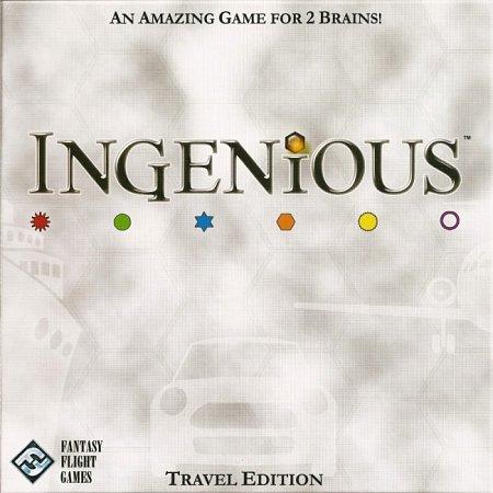 Ingenious Travel Edition. Дорожная версия
