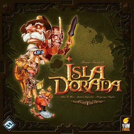Настольная игра Isla Dorada