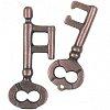 Изображение 2 - Литая головоломка KEY (Ключи) 1 ур. сложности. Huzzle