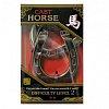 Изображение 3 - Металлическая головоломка HORSE (Подкова) 2 ур. сложности. Huzzle 515011