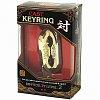 Литая головоломка KEYRING (Кей Ринг) 2 ур. сложности