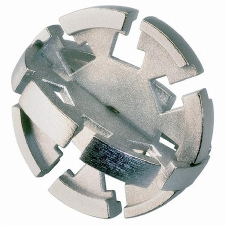Изображение - Литая головоломка DISK (Диск) 2 ур. сложности. Huzzle