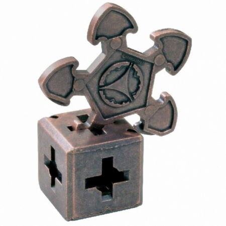 Изображение - Металлическая головоломка OGEAR (Огир) 3 ур. сложности. Huzzle (515035)