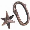 Изображение 2 - Металлическая головоломка STAR (Звезда)3 ур. сложности. Huzzle 515031