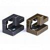 Изображение 2 - Металлическая головоломка COIL (Куб) 4 ур. сложности. Huzzle 515056