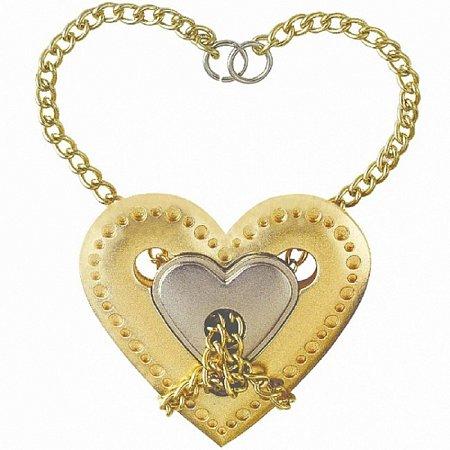 Изображение - Металлическая головоломка HEART (Сердце) 4 ур. сложности. Huzzle 515052