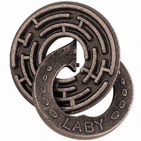 Литая головоломка LABY (Лабиринт) 5 ур. сложности