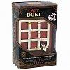 Литая головоломка DUET (Дуэт) 5 ур. сложности