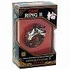 Литая головоломка RING ІІ (Кольцо-2)5 ур. сложности