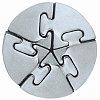 Литая головоломка SPIRAL (Спираль) 5 ур. сложности