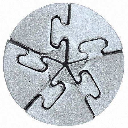Изображение - Металлическая головоломка SPIRAL (Спираль) 5 ур. сложности. Huzzle 515085