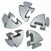 Изображение 2 - Металлическая головоломка SPIRAL (Спираль) 5 ур. сложности. Huzzle 515085