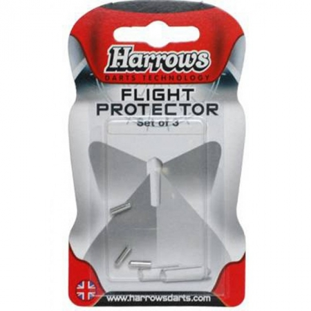 Flight Protector Harrows Red Aluminium (защита для оперения)