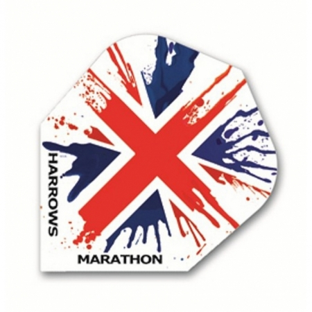 Оперение Harrows Marathon Union Jack 1545