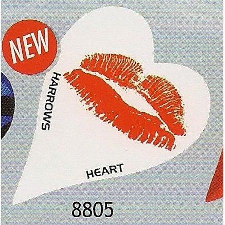Оперение Harrows Heart Luscious Lips 8805