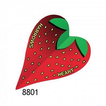 Оперение Harrows Heart Strawberry 8801