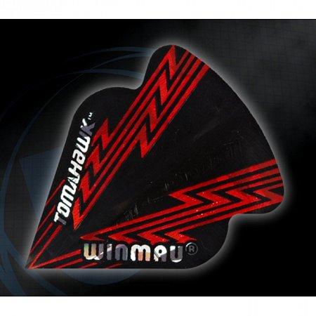 Оперение Winmau Tomahawk Red Lightning 6100