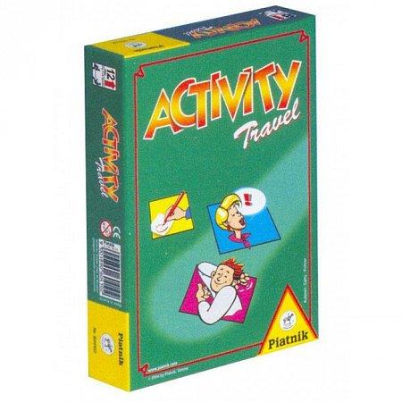 Настольная игра в дорогу «Активити»  (Activity Travel) Piatnik