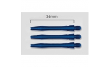 Хвостовики Winmau Anodised Aluminium short 2BA Blue