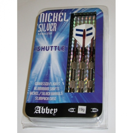 Дротики Abbey Nickel-Silver Steeltip 19g