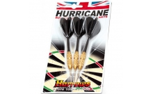 Дротики Harrows Hurricane SolidBrass Steeltip 11,3g