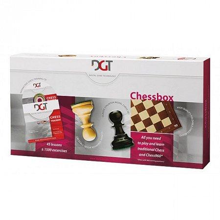 Шахматы DGT ChessBox. Доска МДФ