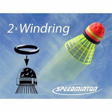 Ветровые кольца для воланов Speedminton