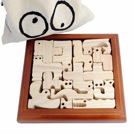 Деревянная головоломка Ковчег