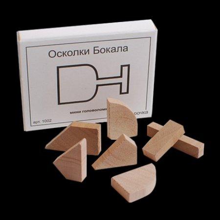 Головоломка-Заморочка Осколки бокала. 5023