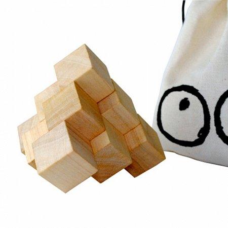 Деревянная головоломка Ума палата