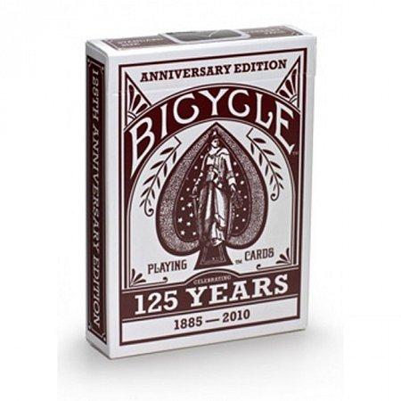 Изображение - Карты Bicycle 125th Anniversary Edition Red, 1021416red