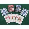 Карты Bicycle Pro Poker Peek Blue, 1017493blue