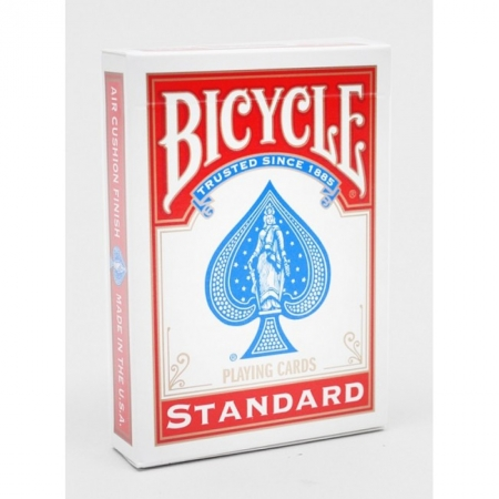 Карты Bicycle Standard Index Red, 22056red