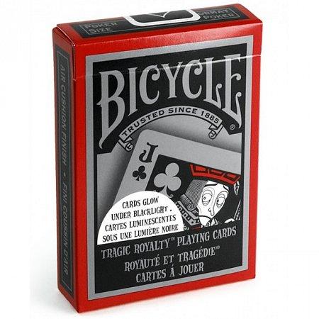 Карты Bicycle Tragic Royalty, 1018404