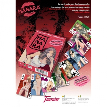 Карты Fournier MANARA, 41438