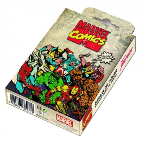 Карты Fournier Marvel Comics, 38977