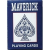 Карты Maverick Standard Index Blue, 100703blue
