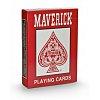 Изображение 1 - Карты Maverick Standard Index Red, 100703red