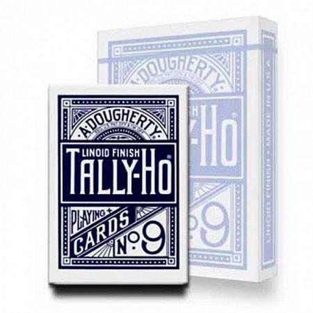 Изображение - Карты Tally-Ho Standard Index CircleBack Blue, 1006704blue
