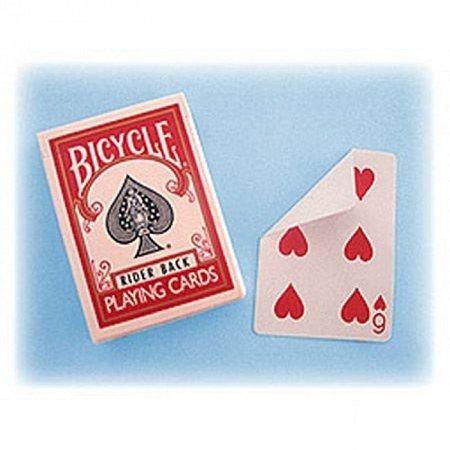 Карты для фокусов Bicycle Magic. Blank Back, 22066