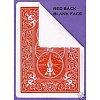 Карты для фокусов Bicycle Magic. Blank Face - Red Back, 2597