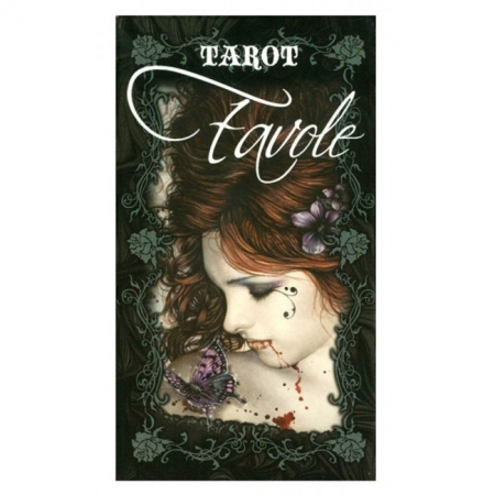 Таро Легенд - Favole Tarot. Fournier