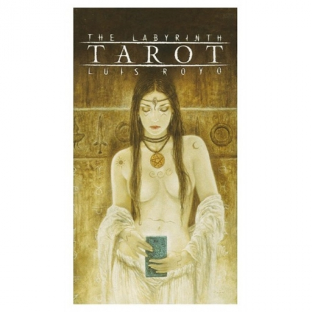 Таро Лабиринт - The Labyrinth Tarot.Fournier