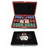 Набор для покера Bicycle MASTER set на 300 фишек. 8g-chips, 37162