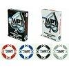 Набор для покера Bee WPT на 300 фишек без номинала. 11,5g-chips, 41078